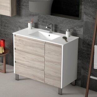 Opalo 39 Single Bathroom Vanity by Orren Ellis