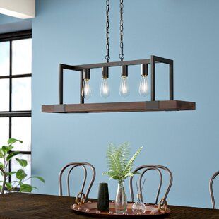 Trent Austin Design Austin 4-Light Kitchen Island Pendant