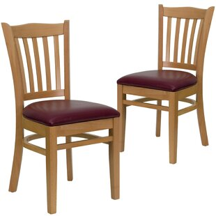 Chafin Upholstered Dining Chair (Set of 2..