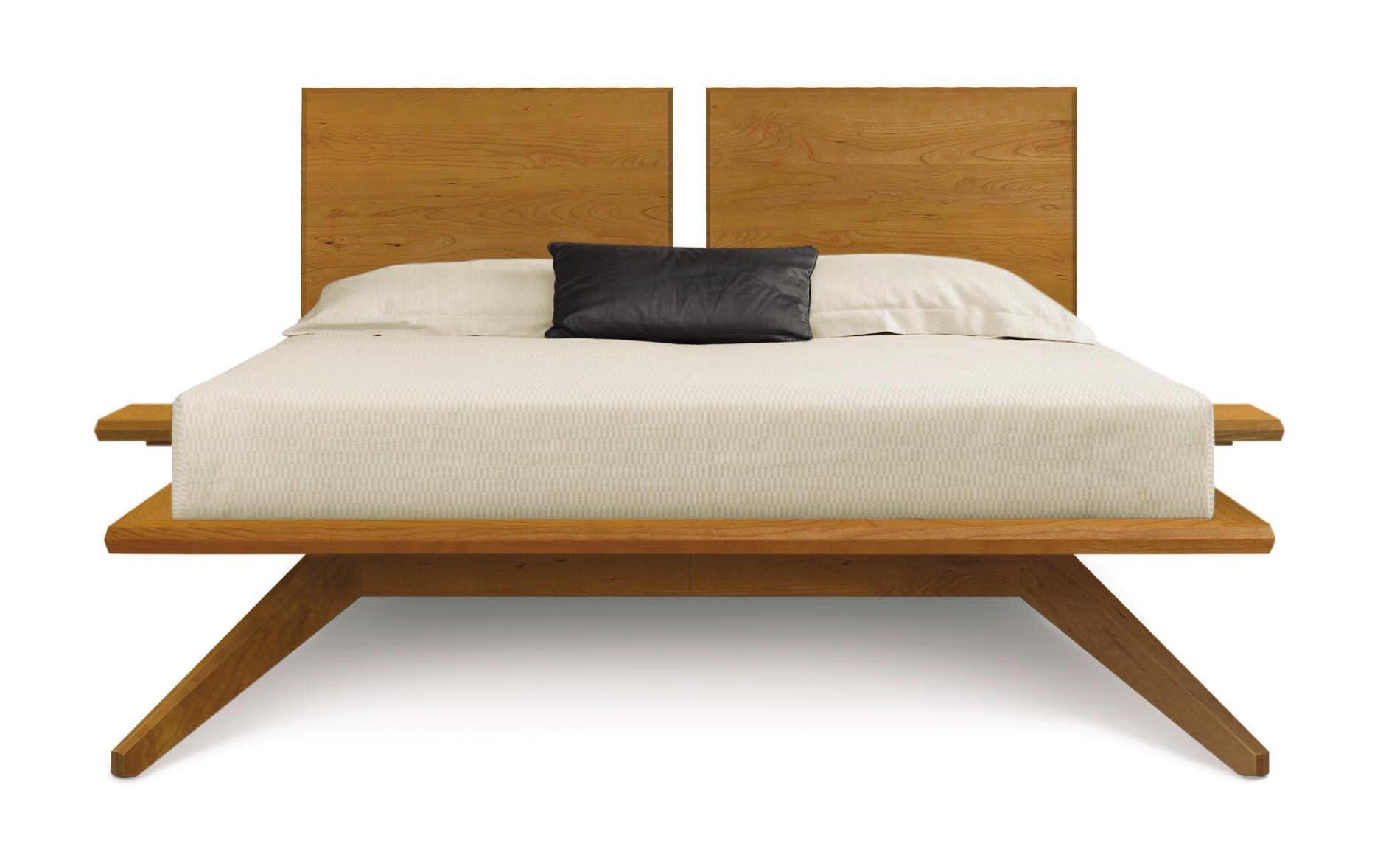 Copeland Furniture Astrid Solid Wood Platform Bed Wayfair