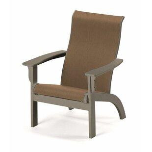Sling Plastic Folding Adirondack Chair