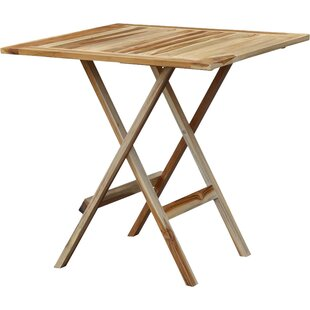 Northington Folding Bistro Table By Sol 72 Outdoor