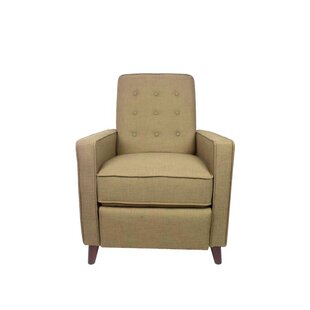 Shop for Travon Manual Recliner by George Oliver Reviews (2019) & Buyer's Guide