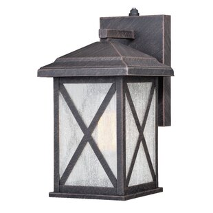 Gracie Oaks Nalani 3-Light Outdoor Wall Lantern