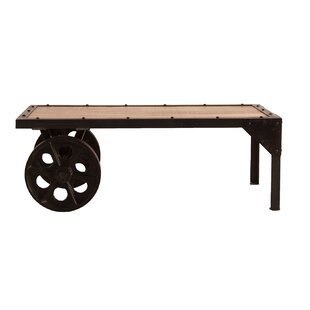 Broderick Coffee Table By Williston Forge