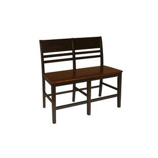 Winston Porter Dacosta Wood Bench