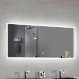 Orren Ellis Alfson LED Bathroom/Vanity Mirror