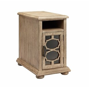 Drew End Table with Storage by One Allium Way