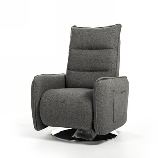 Faviola Manual Swivel Recliner