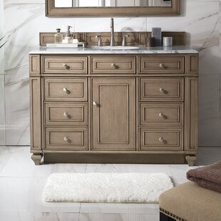 Lambrecht 48 Single Bathroom Vanity Base by Alcott Hill