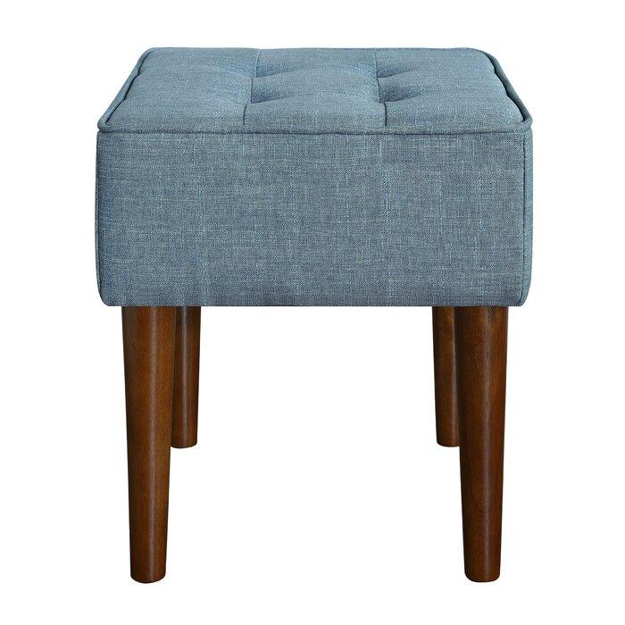 Prime Aria Square Tufted Vanity Stool Ibusinesslaw Wood Chair Design Ideas Ibusinesslaworg