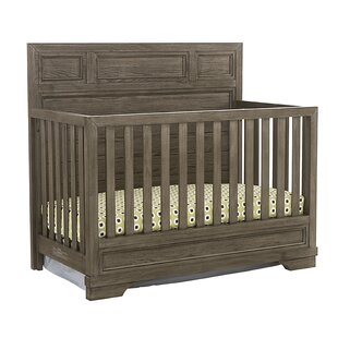 Affordable Cresskill 4-in-1 Convertible Crib By Harriet Bee