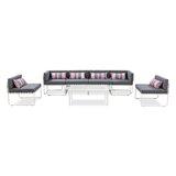 Awe Inspiring Laney Park Gray 7 Pc Sectional Wayfair Uwap Interior Chair Design Uwaporg