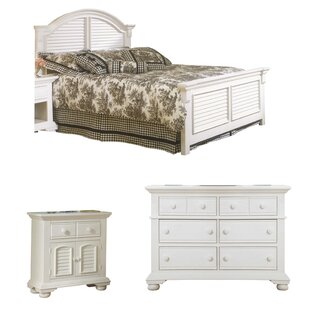 Morpeth Panel Configurable Bedroom Set by Three Posts Best Design