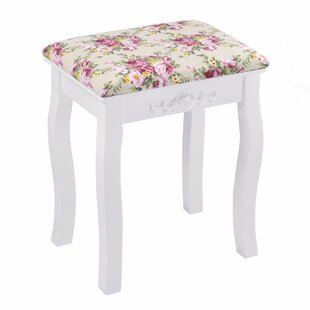Buying Nyla Vanity Stool By Astoria Grand