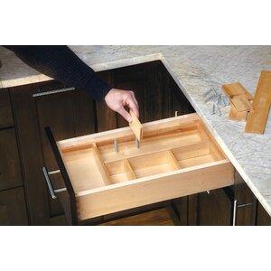 6 Piece Drawer Organize Set