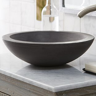 Looking for Morro Stone Circular Vessel Bathroom Sink By Native Trails, Inc.