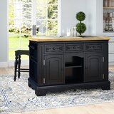 Hofmeister Kitchen Island by Darby Home Co