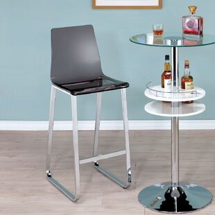 Alberta 30.5 Bar Stool (Set of 2) Latitude Run
