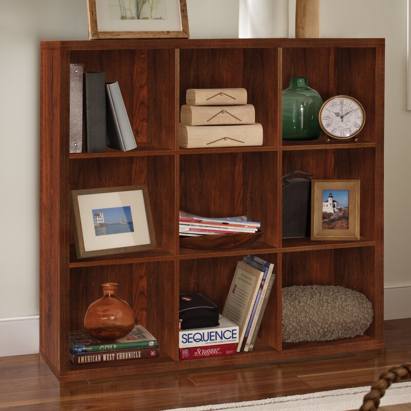 Decorative Storage Cube Unit Bookcase