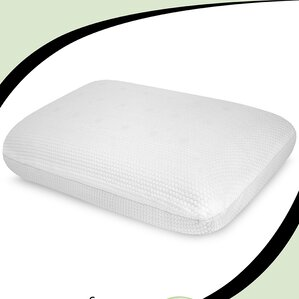 On the Go Memory Foam Standard Pillow by BioPEDIC