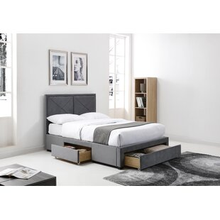Ana Upholstered Platform Bed By Mercury Row
