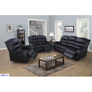 Mcpeak 3 Piece Living Room Set Latitude Run