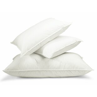 Three-Chamber Goose Medium Down and Feathers Pillow