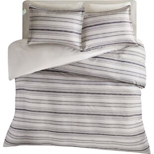 Kingsland 3 Piece 100% Cotton Duvet Cover Set