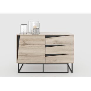 Romsey 3 Drawer Combi Chest By Brayden Studio