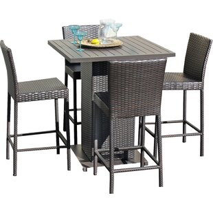Tegan 5 Piece Bar Dining Set
