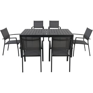 Rayleigh 7 Piece Dining Set