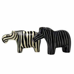 Zebra Sculpture Wayfair