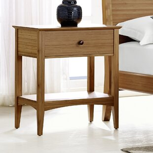 Shop for Ethelsville 1 Drawer Nightstand by Wrought Studio