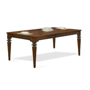 Leander Dining Table by World Menagerie Sale