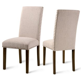 Ramilla Upholstered Dining Chair Set of 2