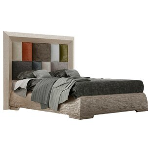 Petry Panel Bed By Loon Peak