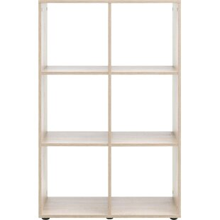 Hanchett Cube Unit Bookcase by Ebern Designs