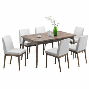 George Oliver Ebel 7 Piece Dining Set