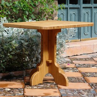 Burliegh Teak Side Table