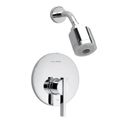 Berwick Flowise Shower Faucet Trim Kit With Flowise American Standard Color: Polished Chrome