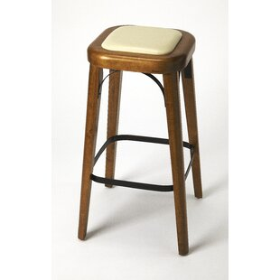 Mazie 30.5 Bar Stool Gracie Oaks