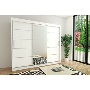 3-Door Swing Door Cabinet By Ebern Designs