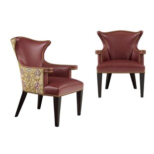 Roberto Upholstered Dining Chair by Leathercraft
