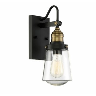 Compare & Buy Poplar LED Outdoor Sconce By Trent Austin Design