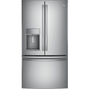 27. 8 cu. ft. French Door Refrigerator by GE Profile™