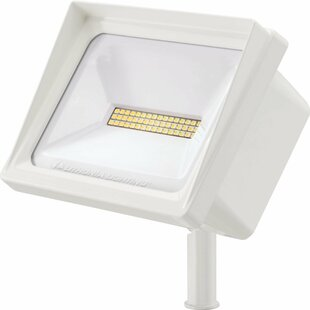 40-Watt LED Flood Light by Lithonia Lighting