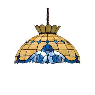 Victorian Nouveau 3-Light ..