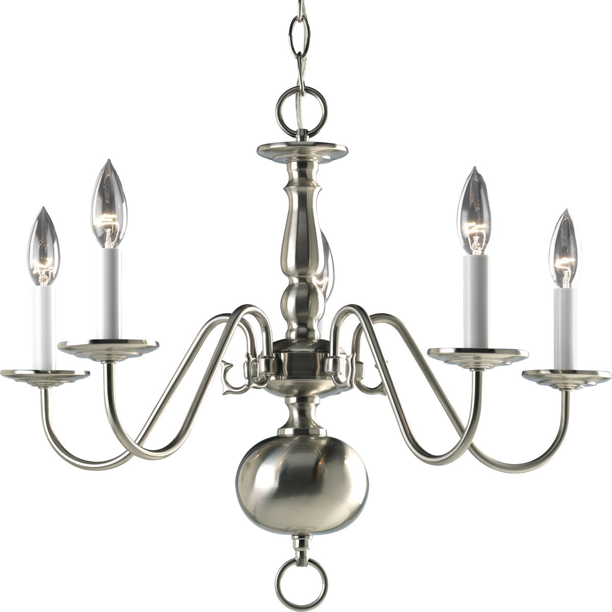 Alcott Hill Doyle 5 Light Candle Style Classic Traditional Chandelier Reviews Wayfair