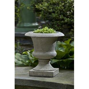 Large Garden Cast Stone Urns Wayfair
